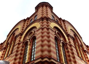 Вознесенский храм фасад